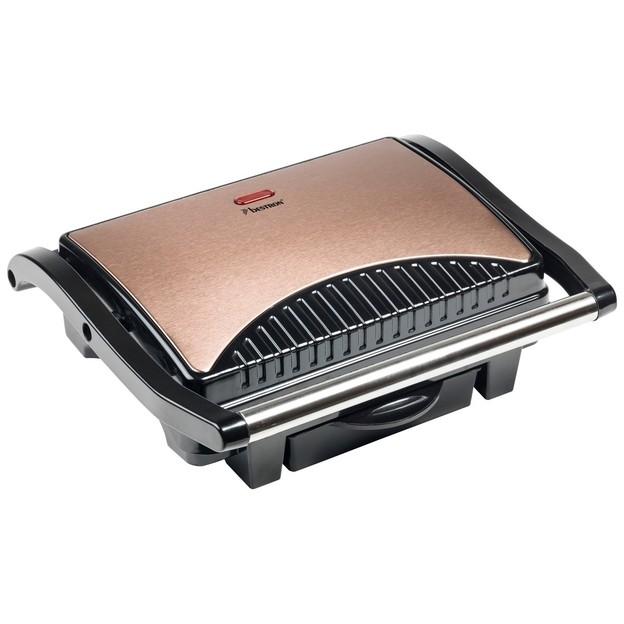 Gril à panini 1000W, cuivre