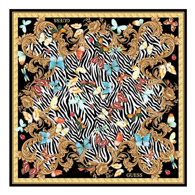 Guess Foulard Zebra