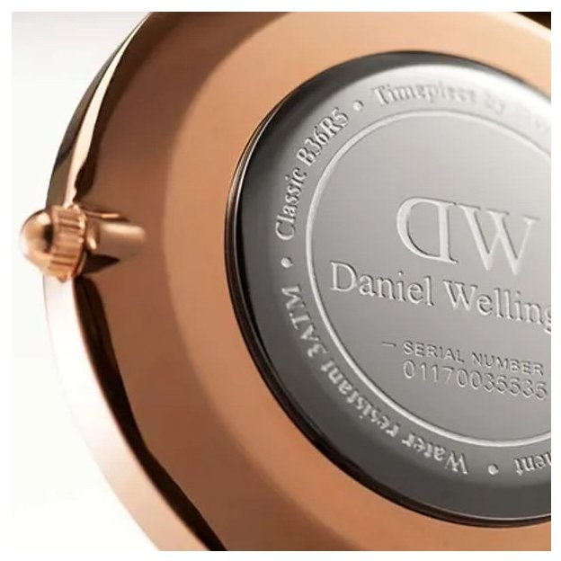 Montre Daniel Wellington Classic Cornwall Ø 40 mm