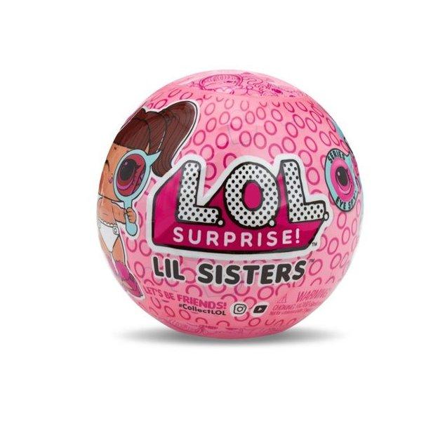 Poupée surprise L.O.L. Lil Sisters