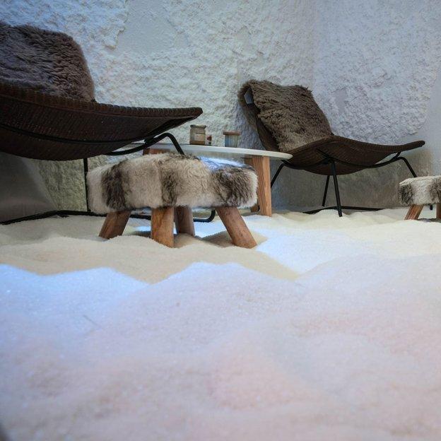 Wellness in der Salzgrotte in Lausanne (für 2 Personen)