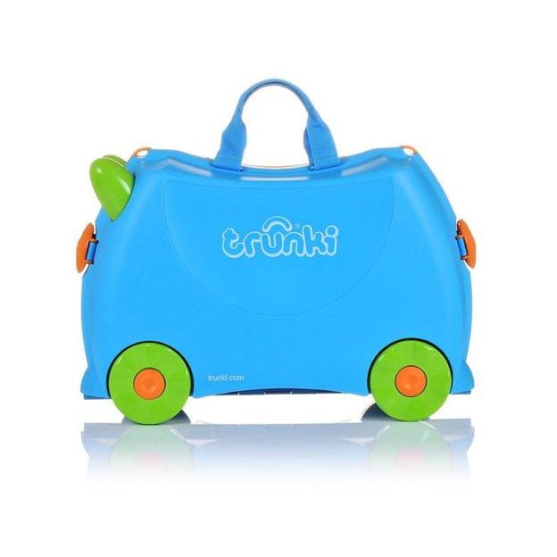 Trunki Terrance - Reisekoffer für Kinder