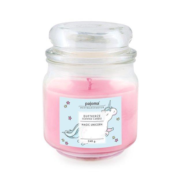 Bougie parfumée Licorne magique 248 g