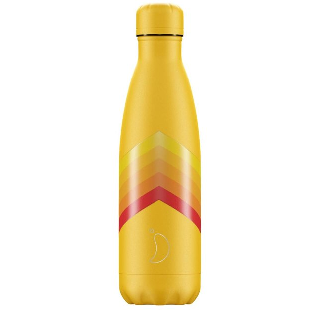 Chilly's Bottle Yellow Rétro, 500 ml