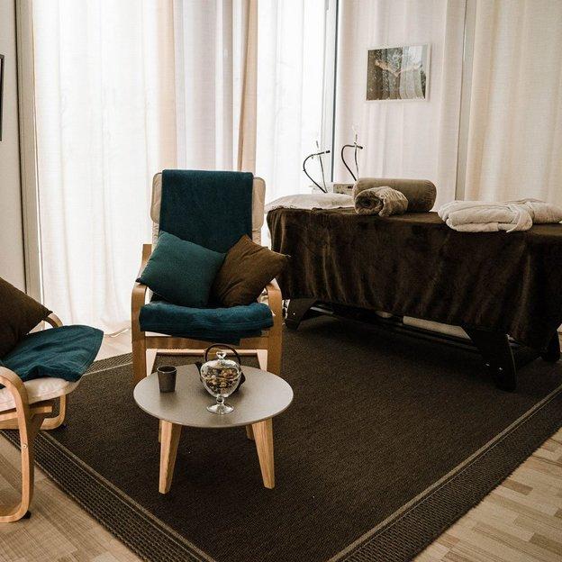 Massage aux pierres chaudes à Villars-Ste-Croix (1 pers.)