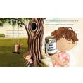 Livre personnalisé pour enfant L'arbre, la clé et moi