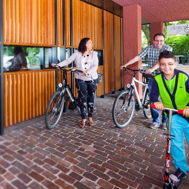 Citytrip - 2 Übernachtungen für die ganze Familie in Baden (für 2 Erwachsene und 2 Kinder)