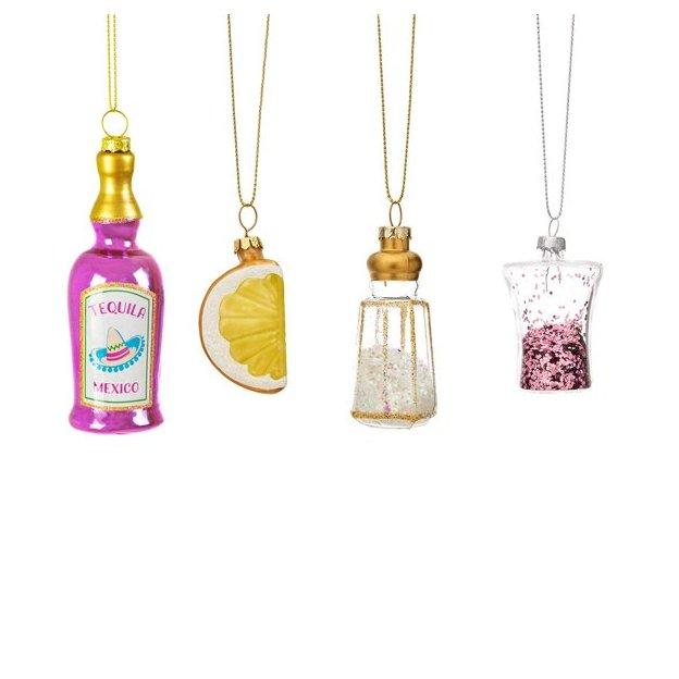 Weihnachtskugel-Set Tequila