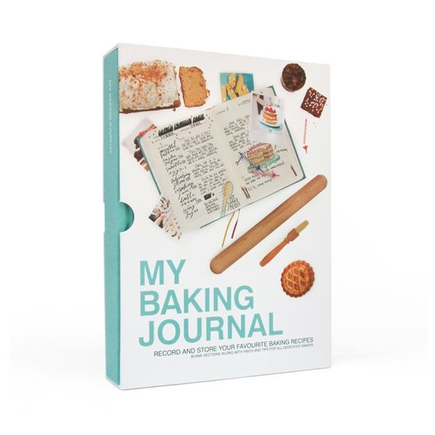 My Baking Journal Pâtisserie