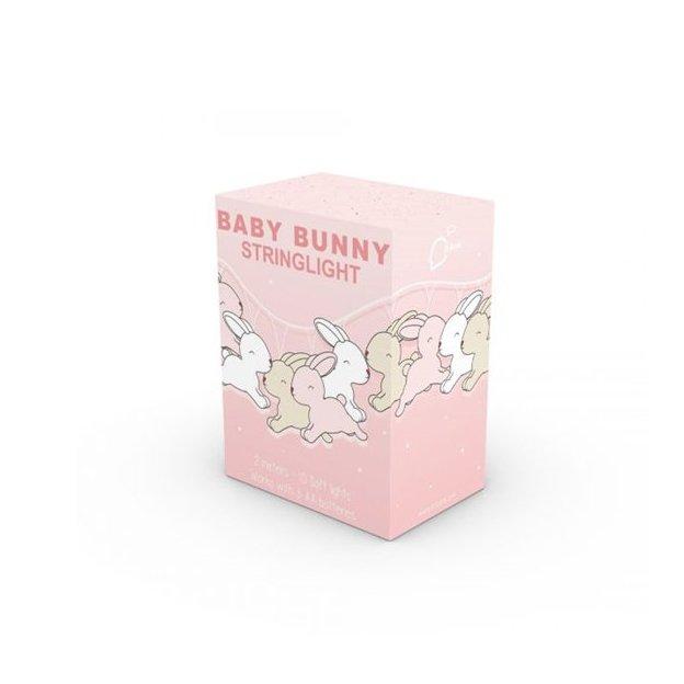 Guirlande lumineuse Lapins LED Baby Bunny