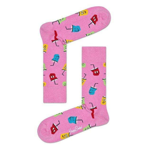 Chaussettes HappySocks coffret cadeau Snack 36-40