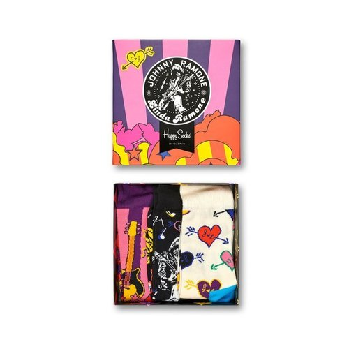 Image of HappySocks Ramone Geschenkbox 41-46
