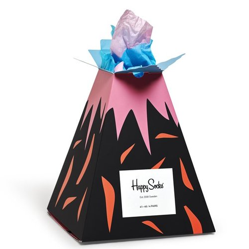 Image of HappySocks Volcano Geschenkbox 36-40