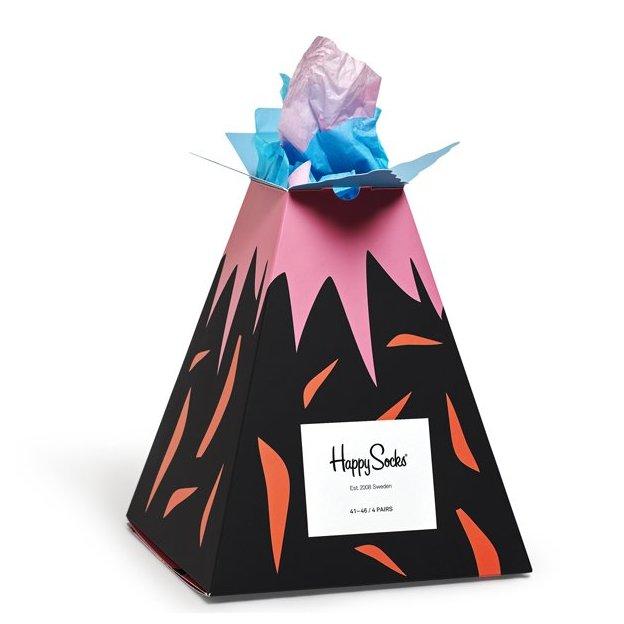 HappySocks Volcano Geschenkbox 36-40
