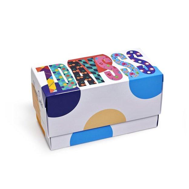 HappySocks 7-Day Geschenkbox 36-40