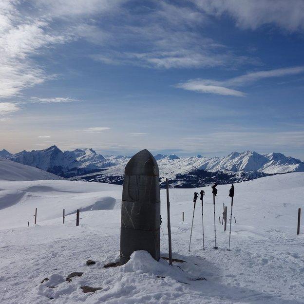 Schneeschuh-Wanderung Kulinarik-Tour Dreibündenstein mit Halbtax-Abo / GA (für 1 Person)