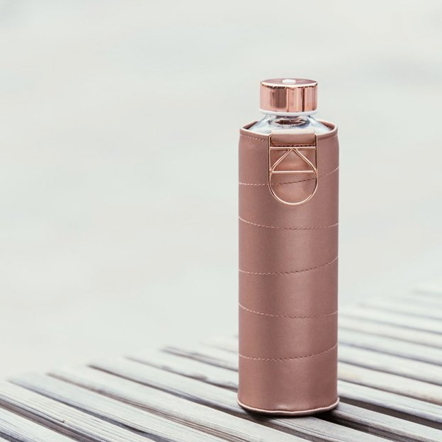 Bouteille personnalisée Equa Mismatch Bronze, 750 ml
