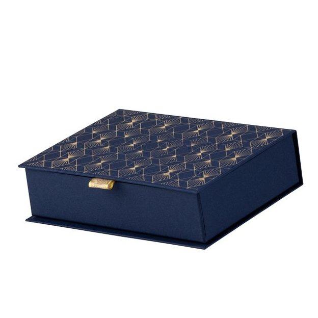 Memories Box bleu nuit