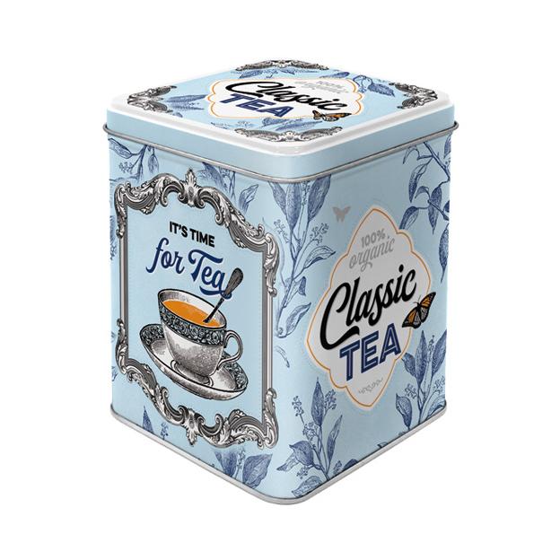 Boîte en métal Classic Tea