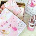 Boîte à souvenirs pour bébé fille