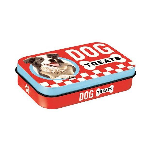 Boîte à friandises pour chien Dog Treats