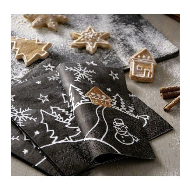 Emporte-pièces et accessoires à pâtisserie de Noël