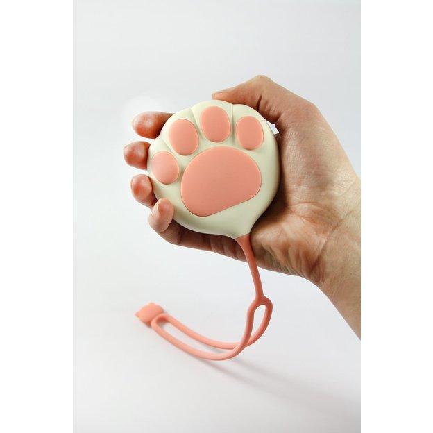 Chauffe-mains avec batterie externe 3200 mAh