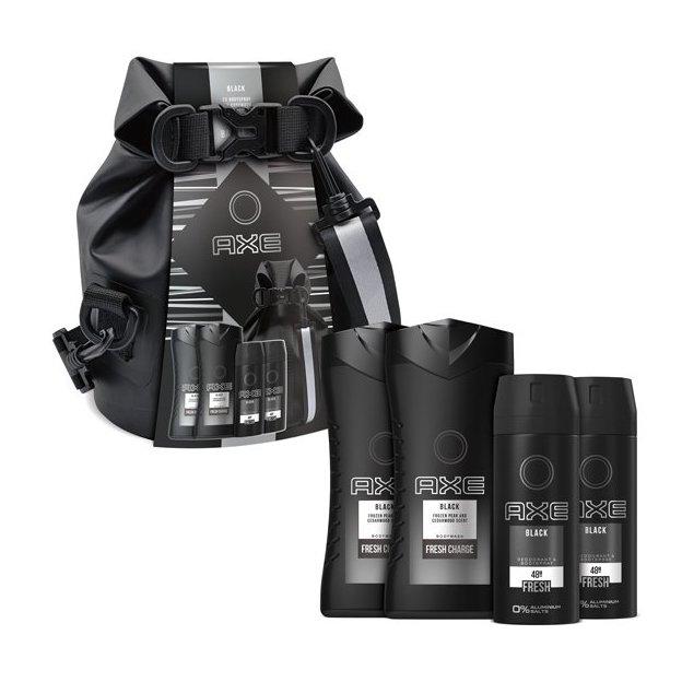 Set cadeau Axe Black avec drybag