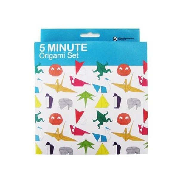 Kit origami en 5 minutes