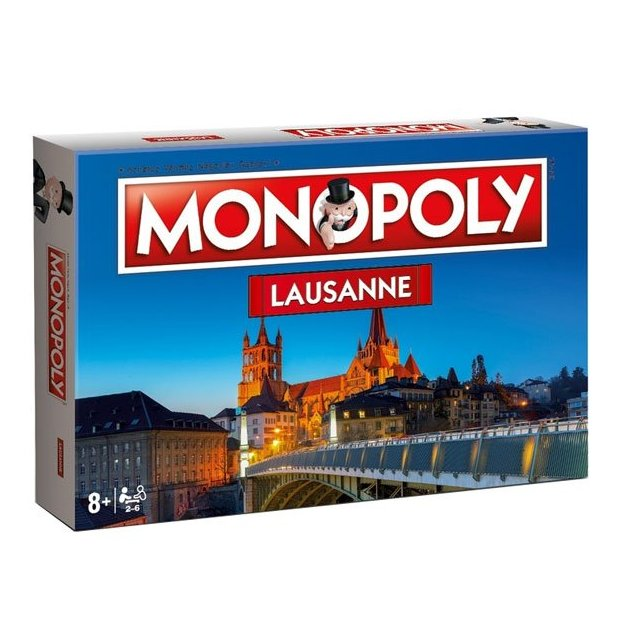 Monopoly Lausanne