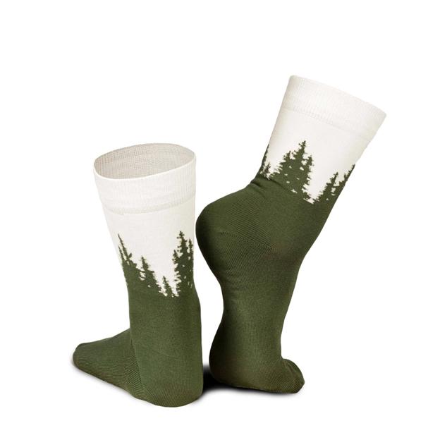 Nikin Socken Forest Olive 41- 46