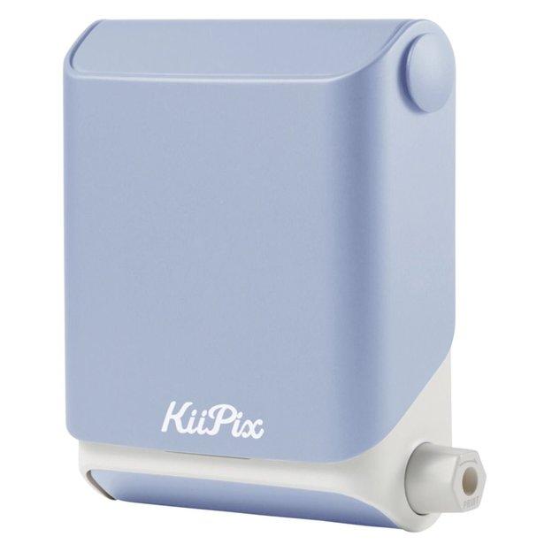 Kiipix Smartphone Fotodrucker blau