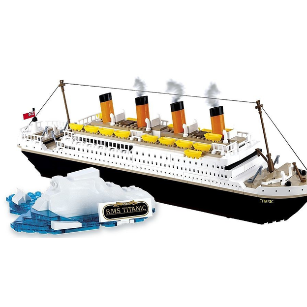 Cobi R.M.S. Titanic réplique
