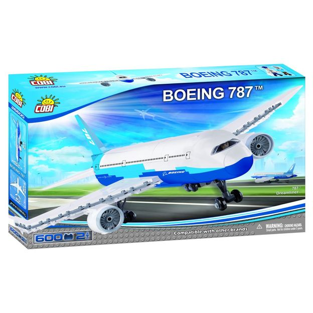 Cobi Boeing 787 Dreamliner - Avion authentique