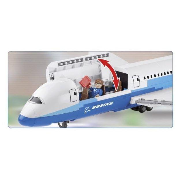 Cobi Boeing 787 Dreamliner - Avion authentique