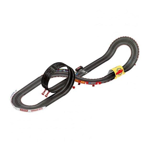 Carrera GO! Cars 3 Mud Racing 5,4 m