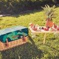 Sunnylife Panier à pique-nique avec table Monteverde