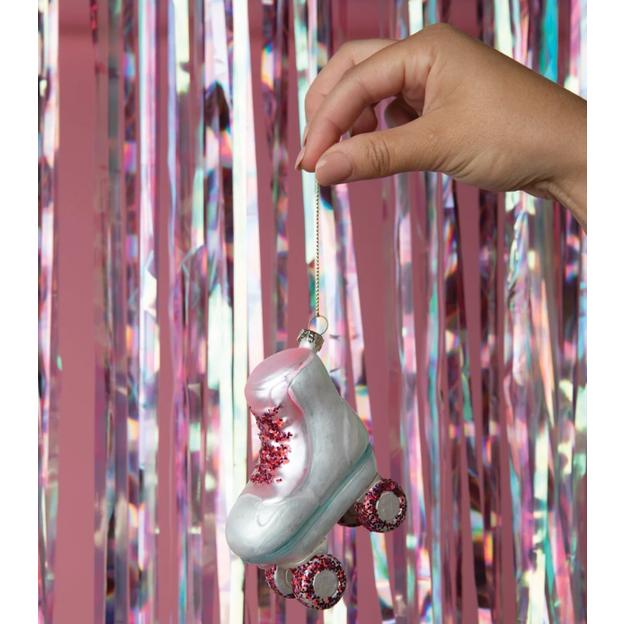 Sunnylife Weihnachtsschmuck Rollschuh