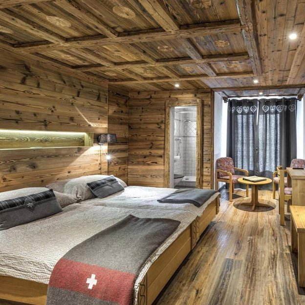 Séjour romantique avec spa en semaine à Leysin (2 pers.)