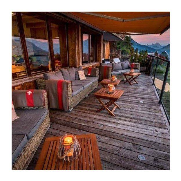 Weekend romantique avec Spa à Leysin (2 pers.)