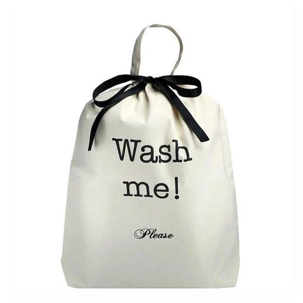 Wash me! Waschsack