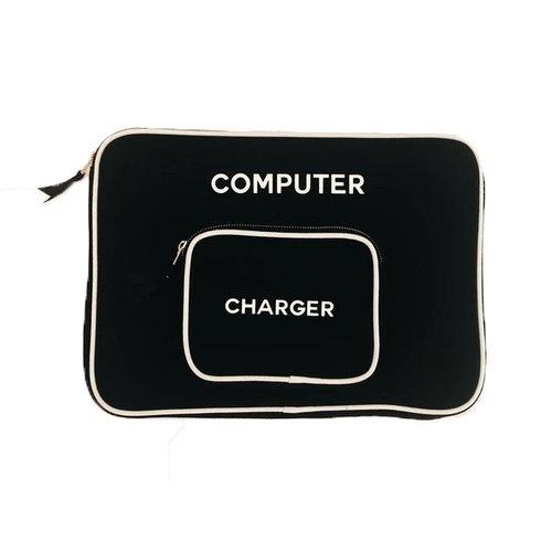 Image of Computer Case mit Kabeltasche