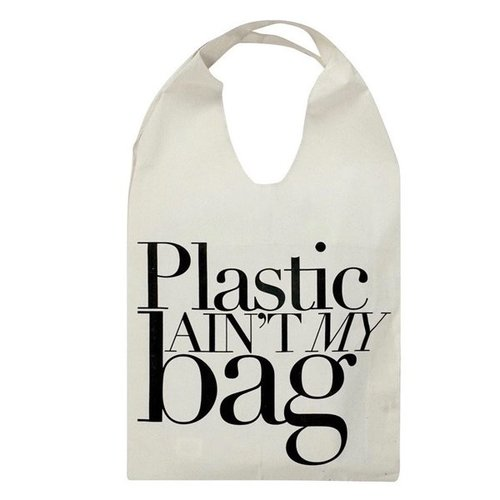 Image of Plastic aint`t my Bag Tasche