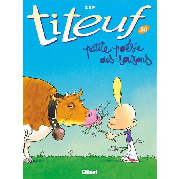 Titeuf, Tome 16: Petite poésie des saisons