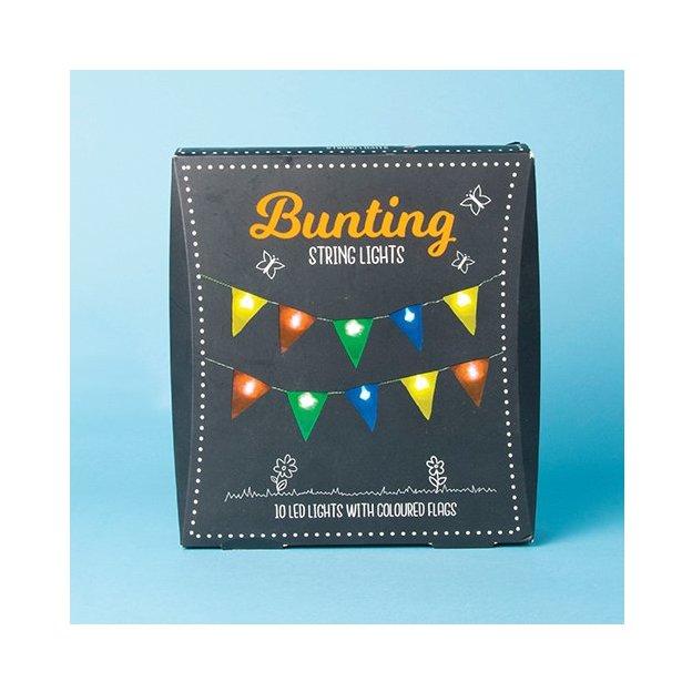 Bunte LED Lichterkette