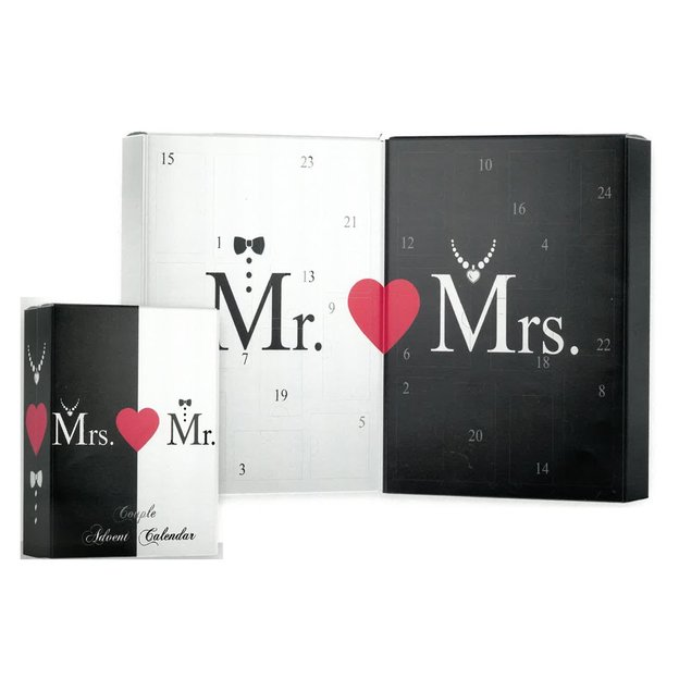 Mrs. & Mr. Adventskalender