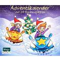 Kinder-Badespass Adventskalender