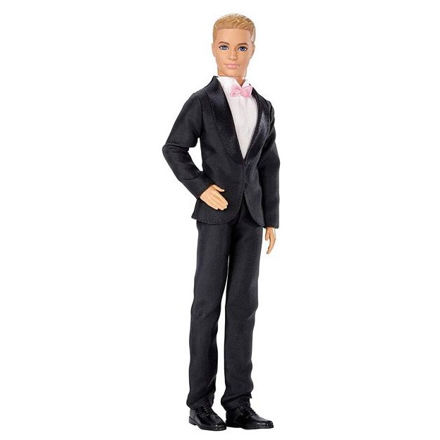 Barbie - Bräutigam Ken