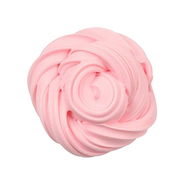 Jouet antistress Fluffy Slime rose