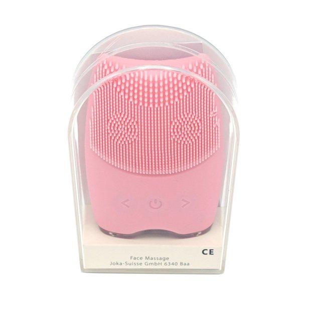 Gesichtsreiniger Silikon rosa